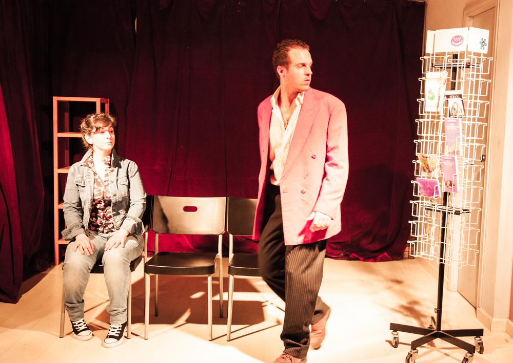 Cursos de teatro: Adultos
